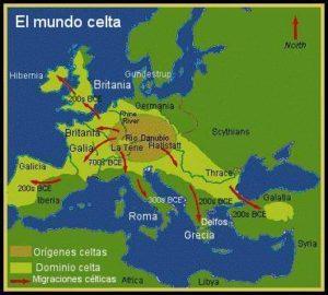 El mundo celta