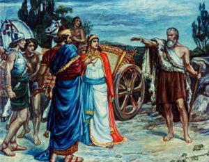 Elías y Jezabel