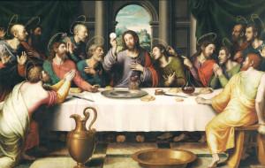 La última cena -Juan de Juanes