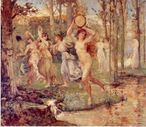 Danza saturnalia