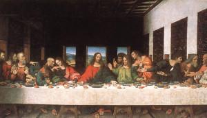 La última cena -Leonardo Da Vinci