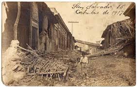 terremoto 1917